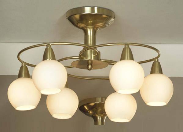 цены на Потолочный светильник Lussole, E14, 240 Вт  в интернет-магазинах
