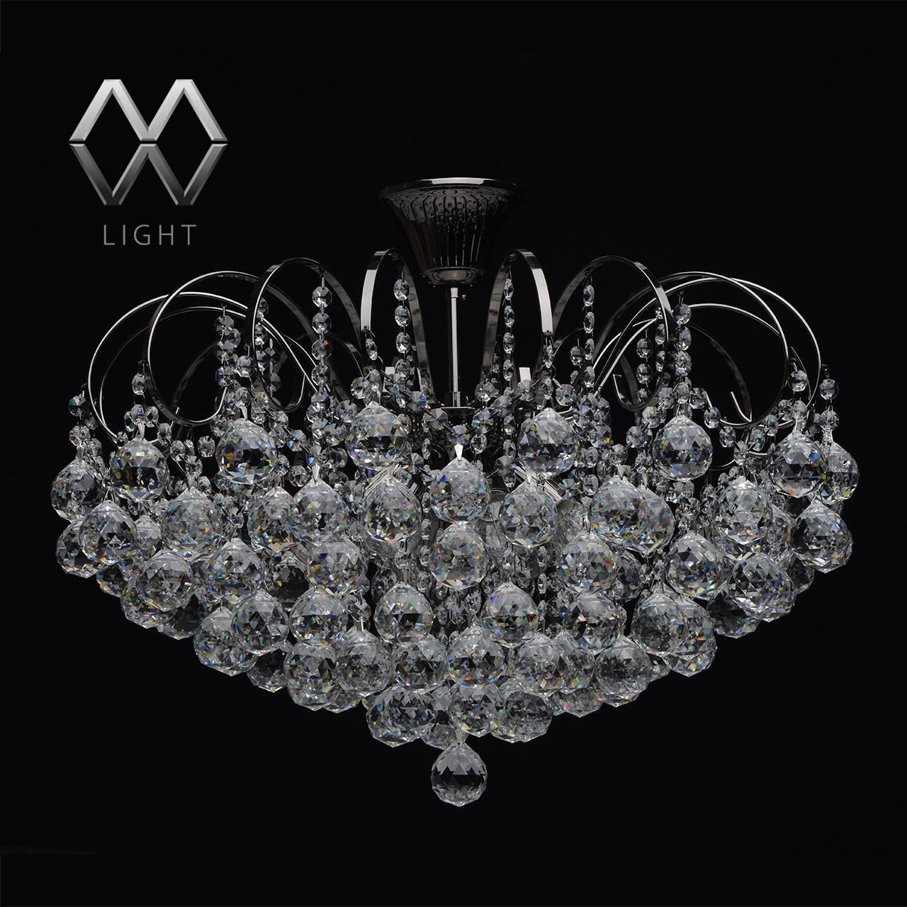 Потолочный светильник MW-Light, E14, 480 Вт потолочный светильник mw light e14 480 вт