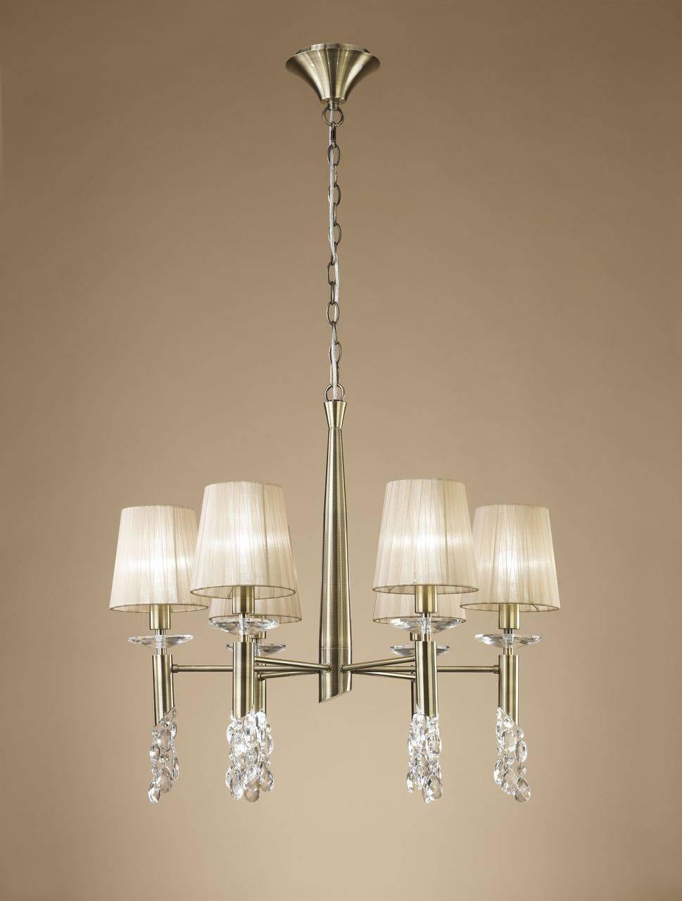 Подвесной светильник Mantra, E14, 156 Вт mantra подвесной светильник mantra crystal bronze 4616