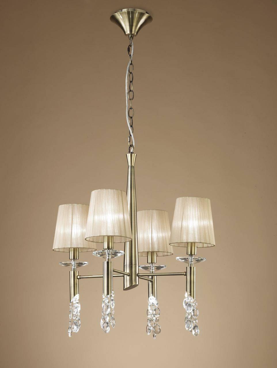 Подвесной светильник Mantra, E14, 104 Вт