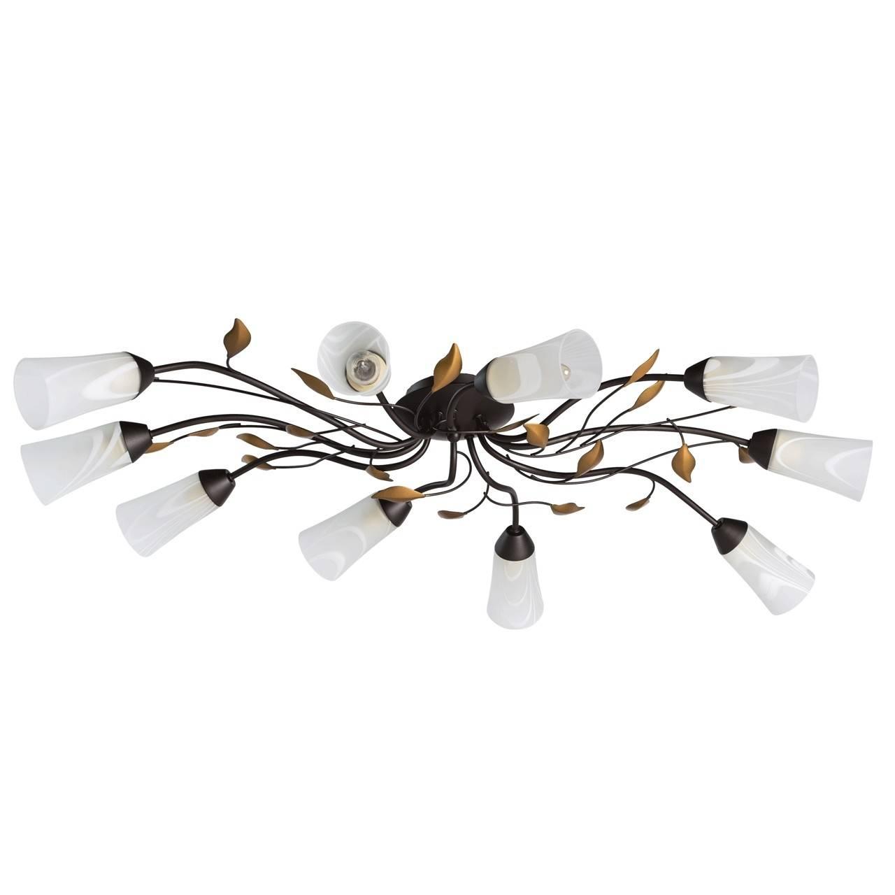 Потолочная люстра MW-Light Восторг 242015410 потолочная люстра de markt восторг 242015510