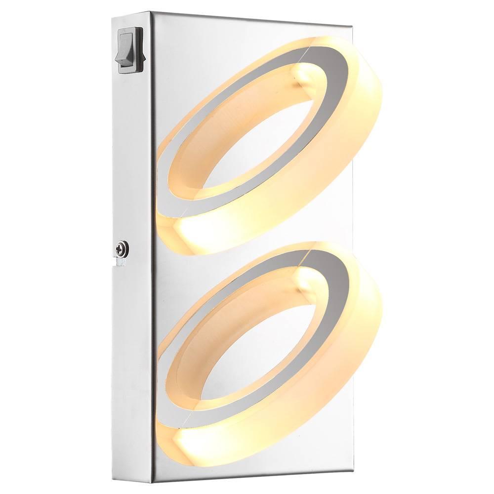 цена на Настенный светильник Globo, LED, 10 Вт