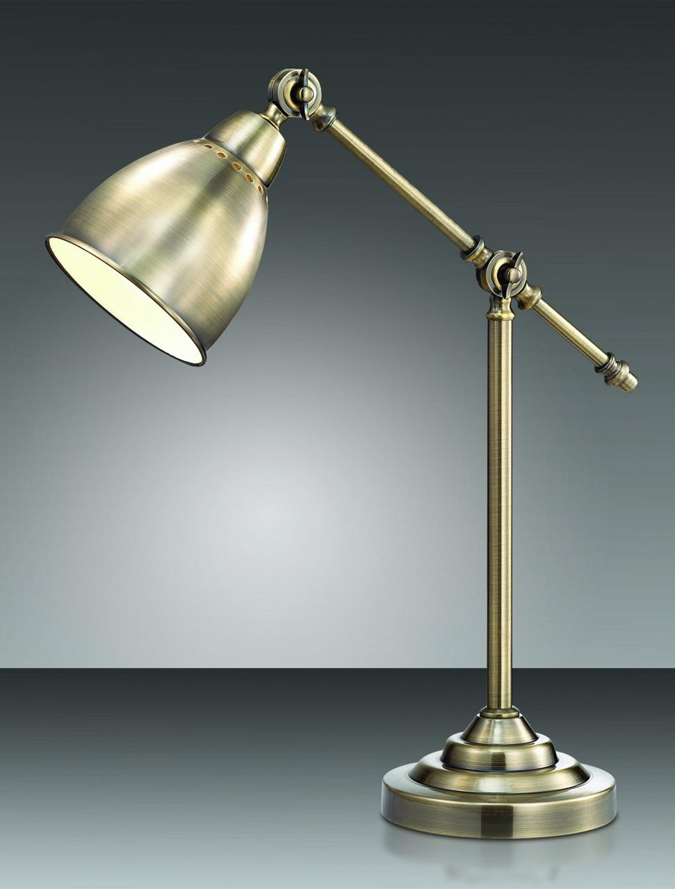цена на Настольная лампа Odeon Light Cruz 2412/1T