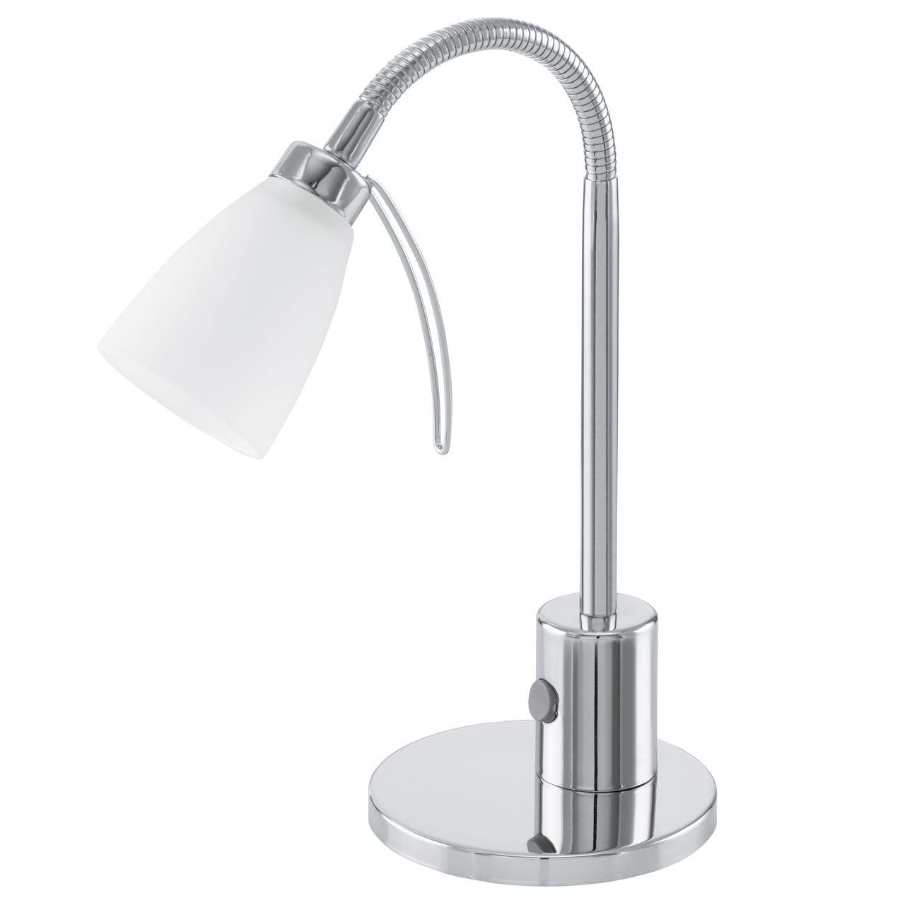 Настольная лампа Eglo Cariba 1 91465 eglo настольная лампа eglo trungle 49624