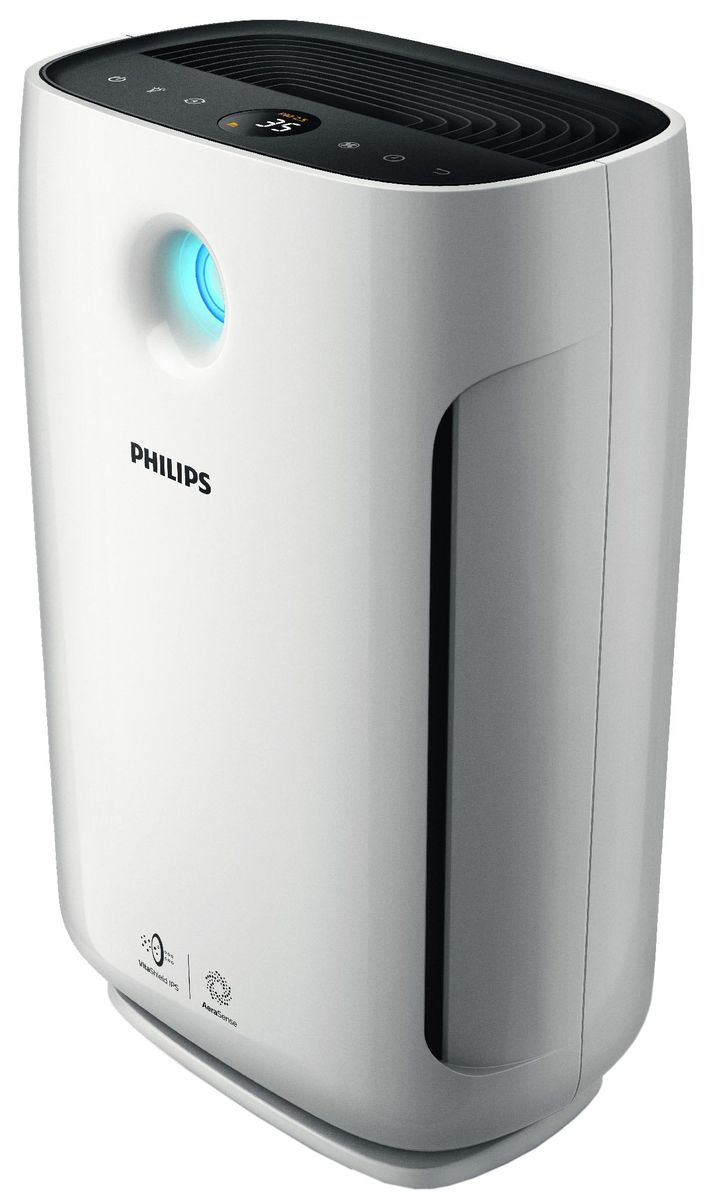 Philips AC2887/10, Black White очиститель воздуха
