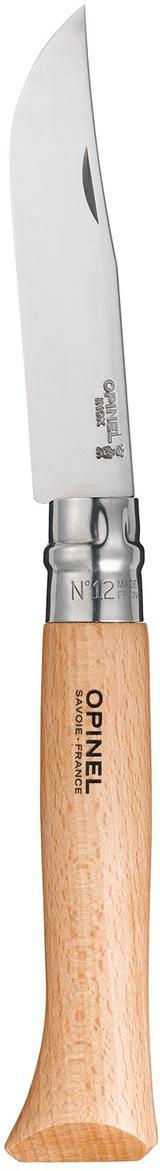 Нож Opinel n°12 нержавеющая сталь 001084