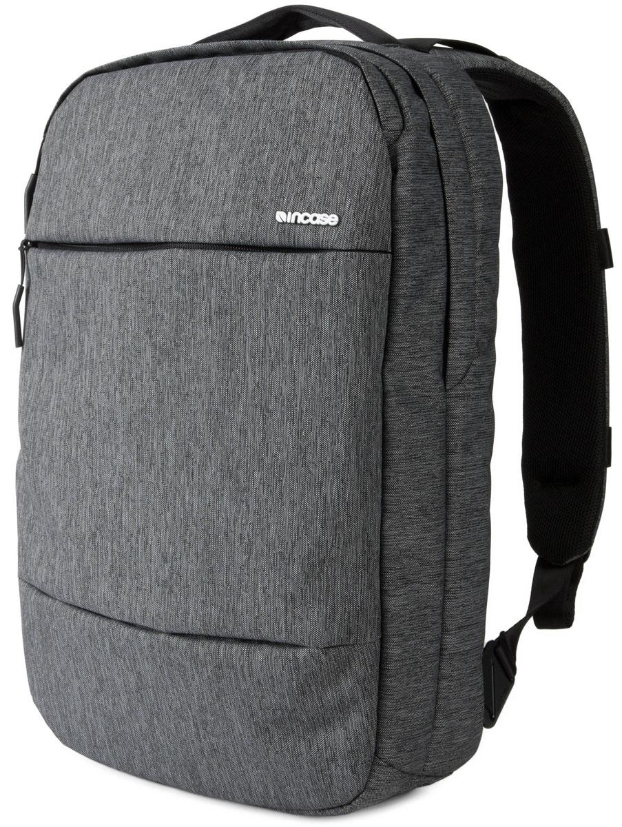 все цены на Incase City Collection Compact, Black Gray рюкзак для ноутбуков 15