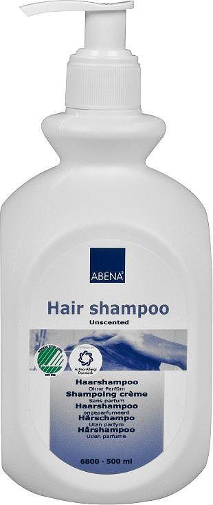 Abena Шампунь для волос без запаха, 500 мл abena шампунь для волос огуречный 250 мл