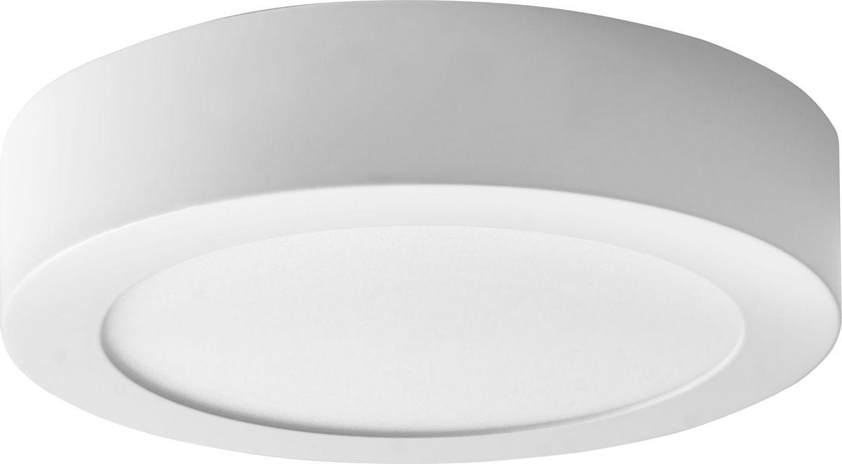 Панель светодиодная REV Round, накладная, настенно-потолочная, 24 W, 4000 К, диаметр 30 см. 28906 7 24 rev 30