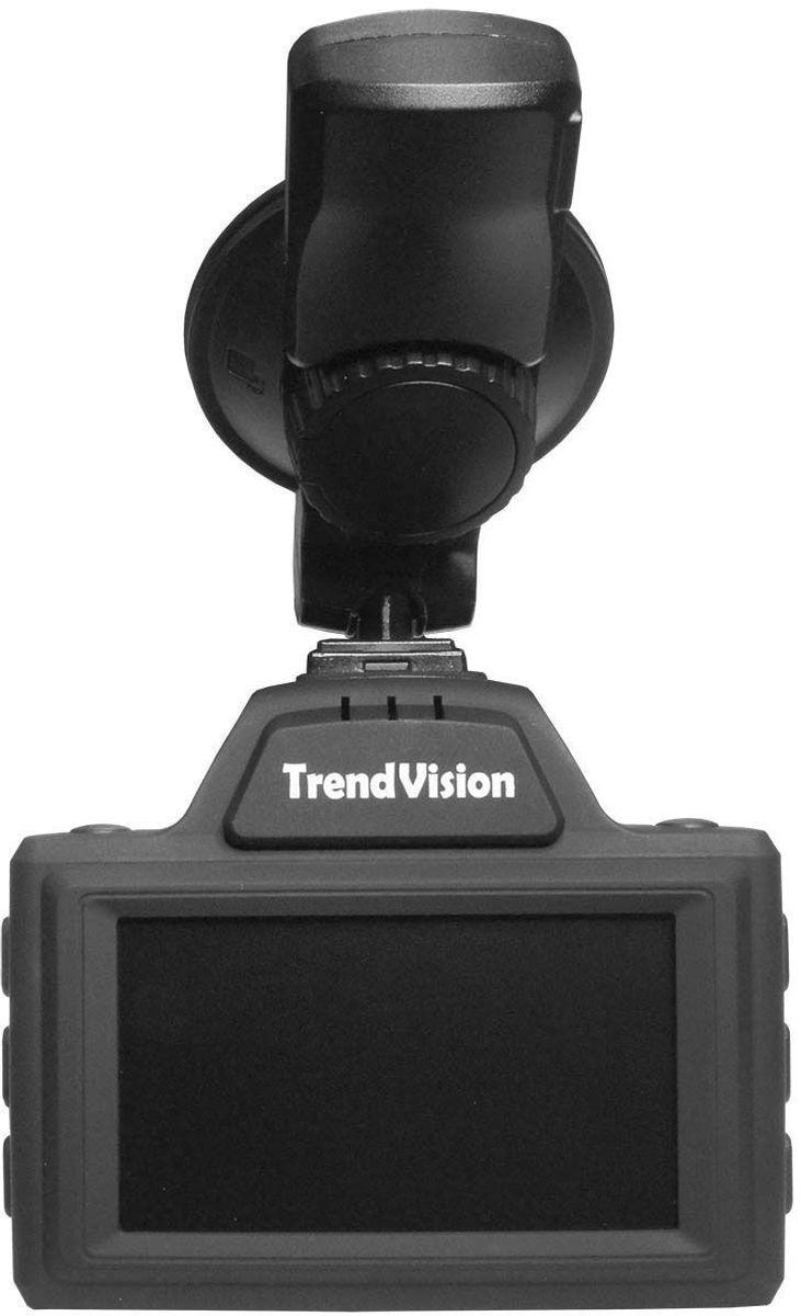 TrendVision Combo, Black видеорегистратор