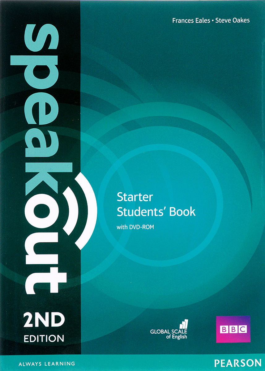 Speakout Starter Students' Book (+ DVD) speakout starter student s book dvd