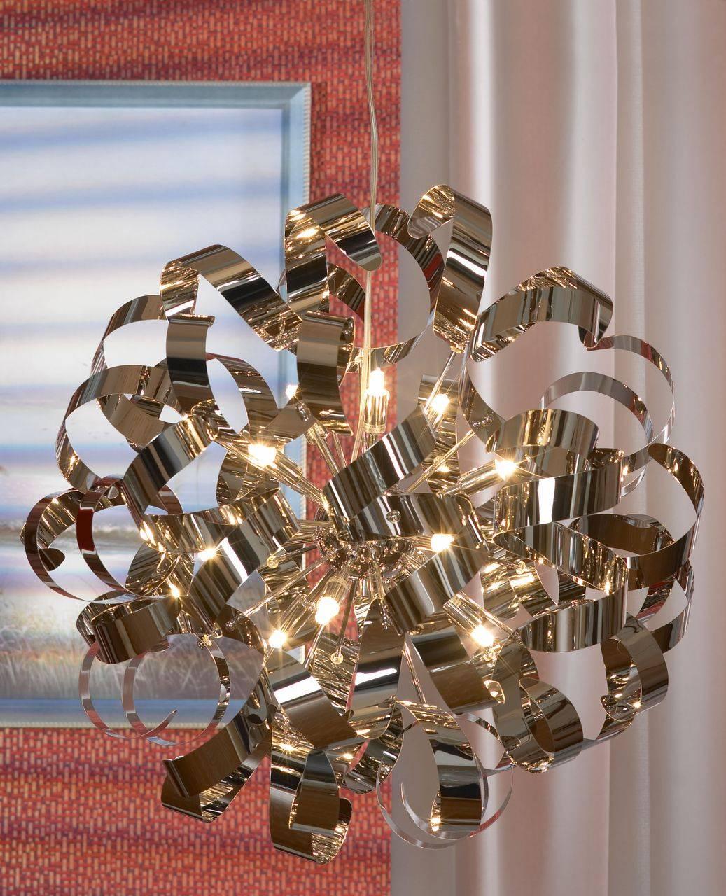 Подвесной светильник Lussole, G9, 480 Вт люстра lussole briosco lsa 5907 06 потолочная