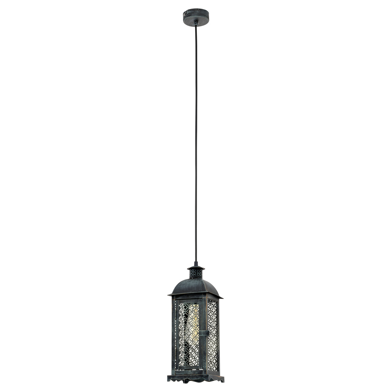Подвесной светильник Eglo Vintage 49215 абажур eglo vintage 49657