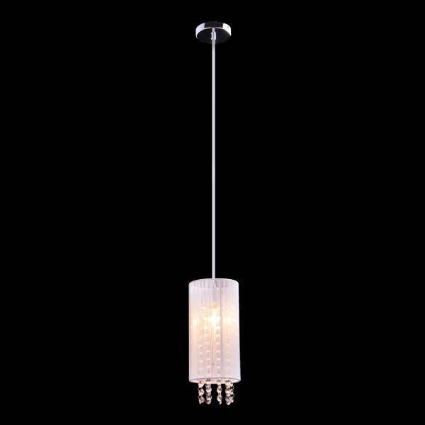 Подвесной светильник Eurosvet 1188/1 хром подвесной светильник eurosvet тоскана 50047 1 коричневый
