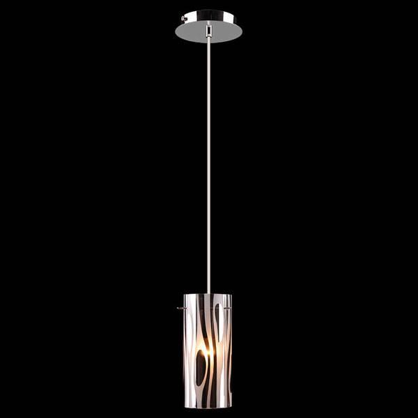 Подвесной светильник EUROSVET, E27, 60 Вт подвесной светильник eurosvet 50000 1 хром