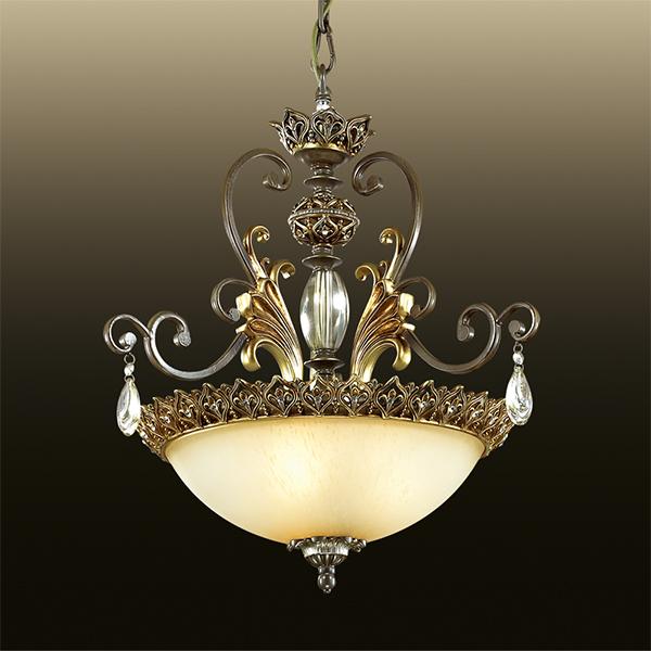 Подвесной светильник Odeon Light Safira 2802/3 цена