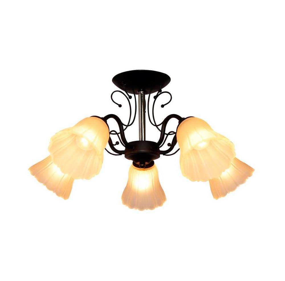 Потолочный светильник IDLamp, E27, 300 Вт бра idlamp lauretta 872 1a argentoscuro