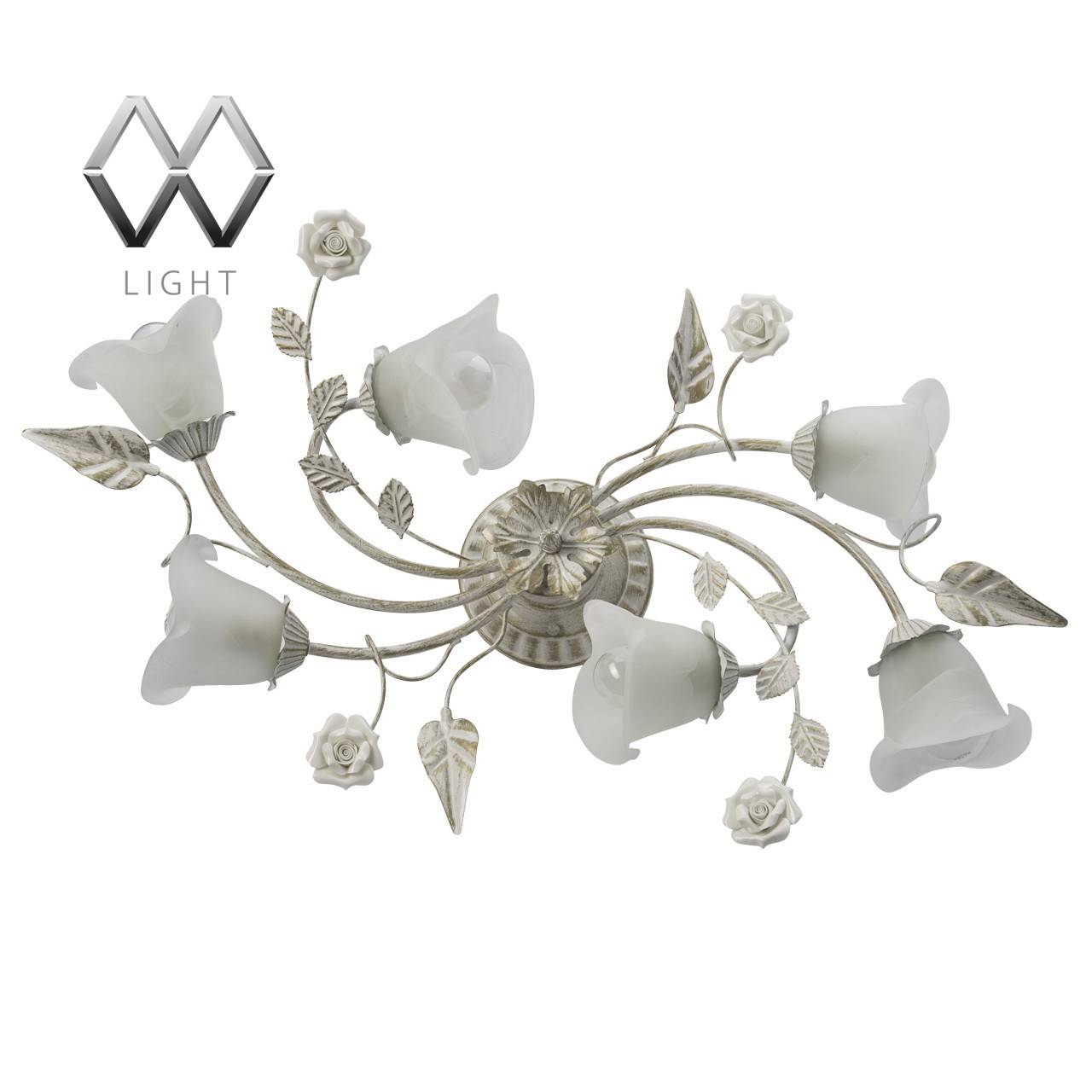 цена на Потолочная люстра MW-Light Восторг 242014806
