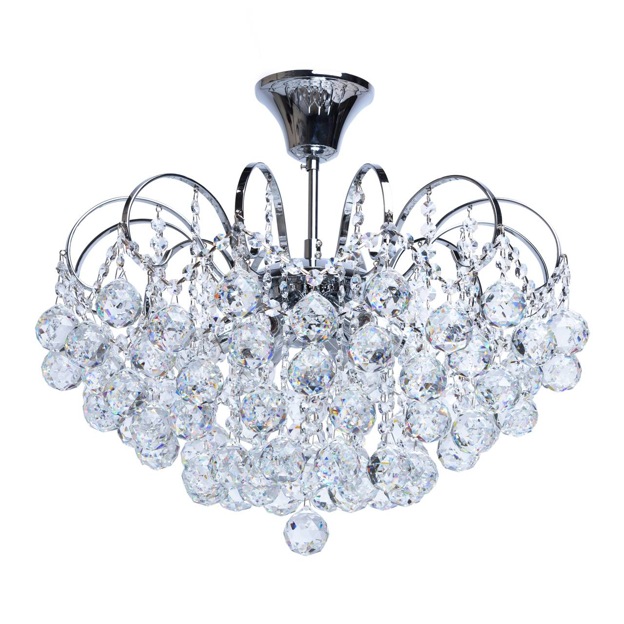 цена на Потолочная люстра MW-Light Жемчуг 232017506