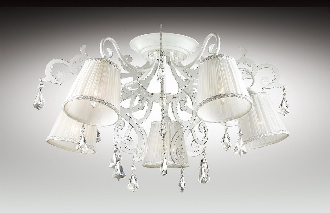 Потолочная люстра Odeon Light Gronta 2892/5C потолочная люстра odeon light domeka 2706 8cl