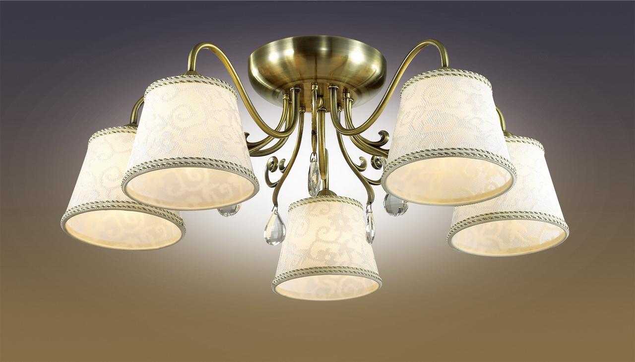 Потолочная люстра Lumion Solera 2915/5C потолочная люстра j light roxy 1522 5c
