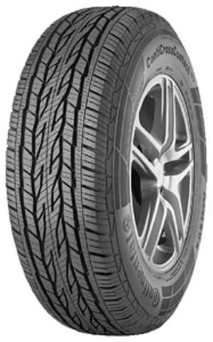 Шины 215/60 R17 Continental ContiCrossContact LX 2 96H FR шина kumho marshal crugen kl21 215 60 r17 96h