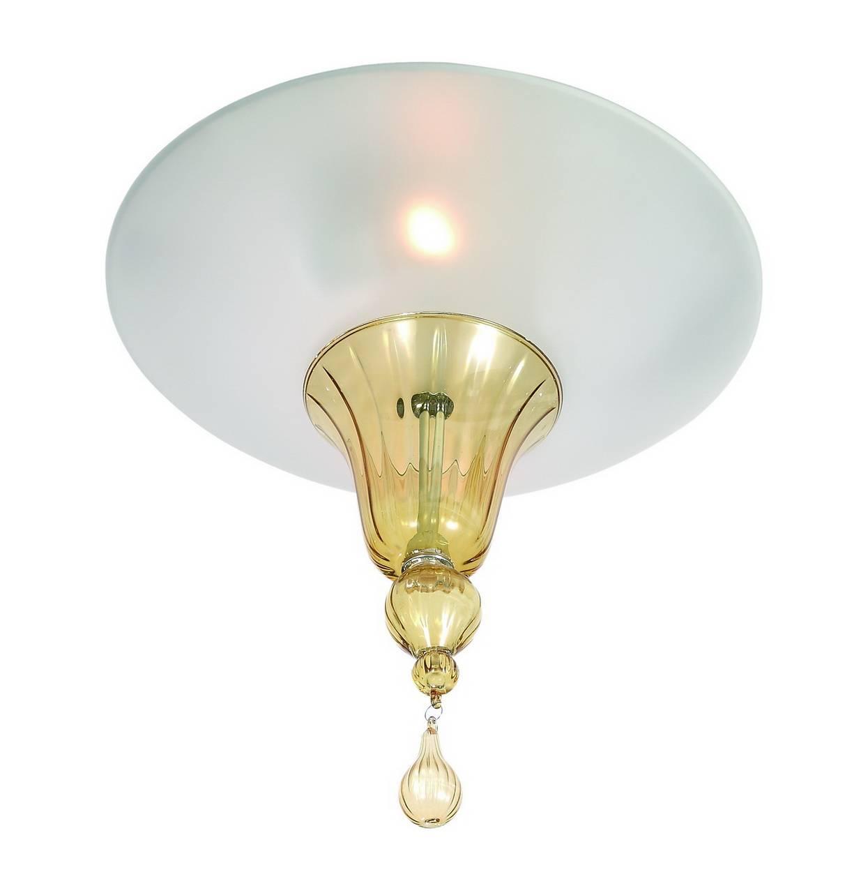 Потолочный светильник Divinare Goccia 4002/01 PL-2 потолочный светильник divinare lianto 4001 01 pl 2