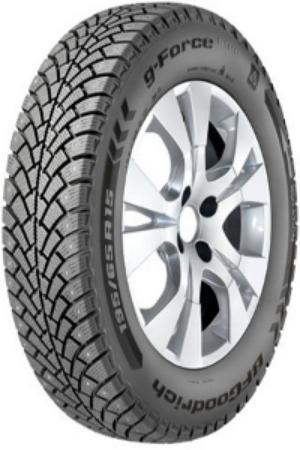 Шины для легковых автомобилей BFGoodrich 586156 215/65R 16 102 (850 кг) Q (до 160 км/ч)586156