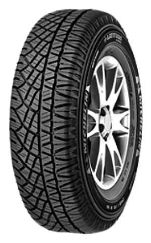 Шины для легковых автомобилей Michelin 632522 235/60R 18 107 (975 кг) W (до 270 км/ч)