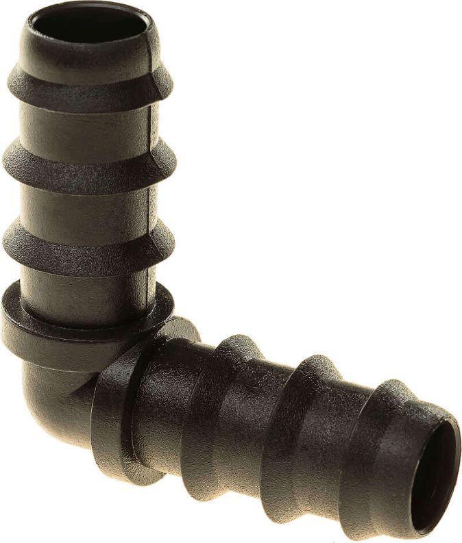 Уголок для капельной трубки MasterProf уголок для воздушной трубки barbus диаметр 4 мм 2 шт