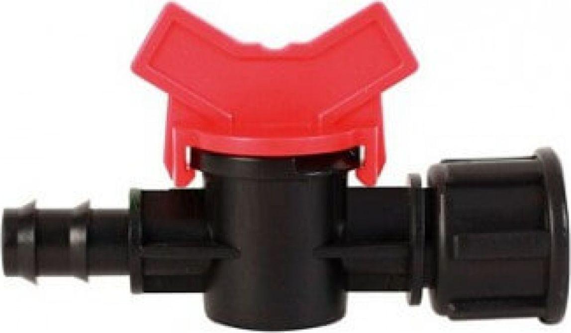Кран MasterProf для капельной трубки, внутренняя резьба 1/2 цена