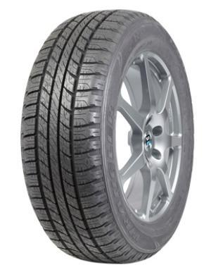 Шины для легковых автомобилей Goodyear 580521 245/65R 17 107 (975 кг) H (до 210 км/ч) шины для легковых автомобилей bridgestone 588687 245 65r 17 107 975 кг s до 180 км ч
