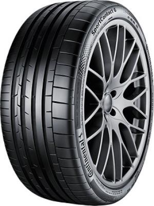 Шины для легковых автомобилей Continental 601548 235/35R 19 91 (615 кг) Y (до 300 км/ч)601548