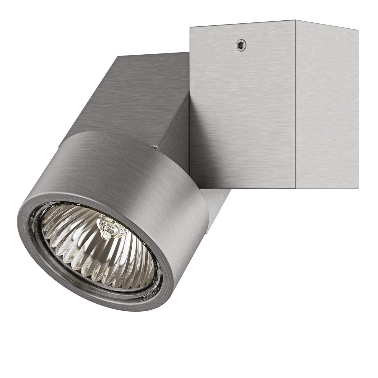 Накладной светильник Lightstar, GU10, 50 Вт потолочный светильник накладной argenta 4848