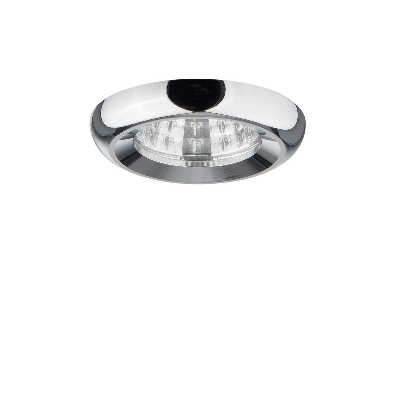 Встраиваемый светильник Lightstar, LED, 1 Вт встраиваемый светильник lightstar led 26 вт