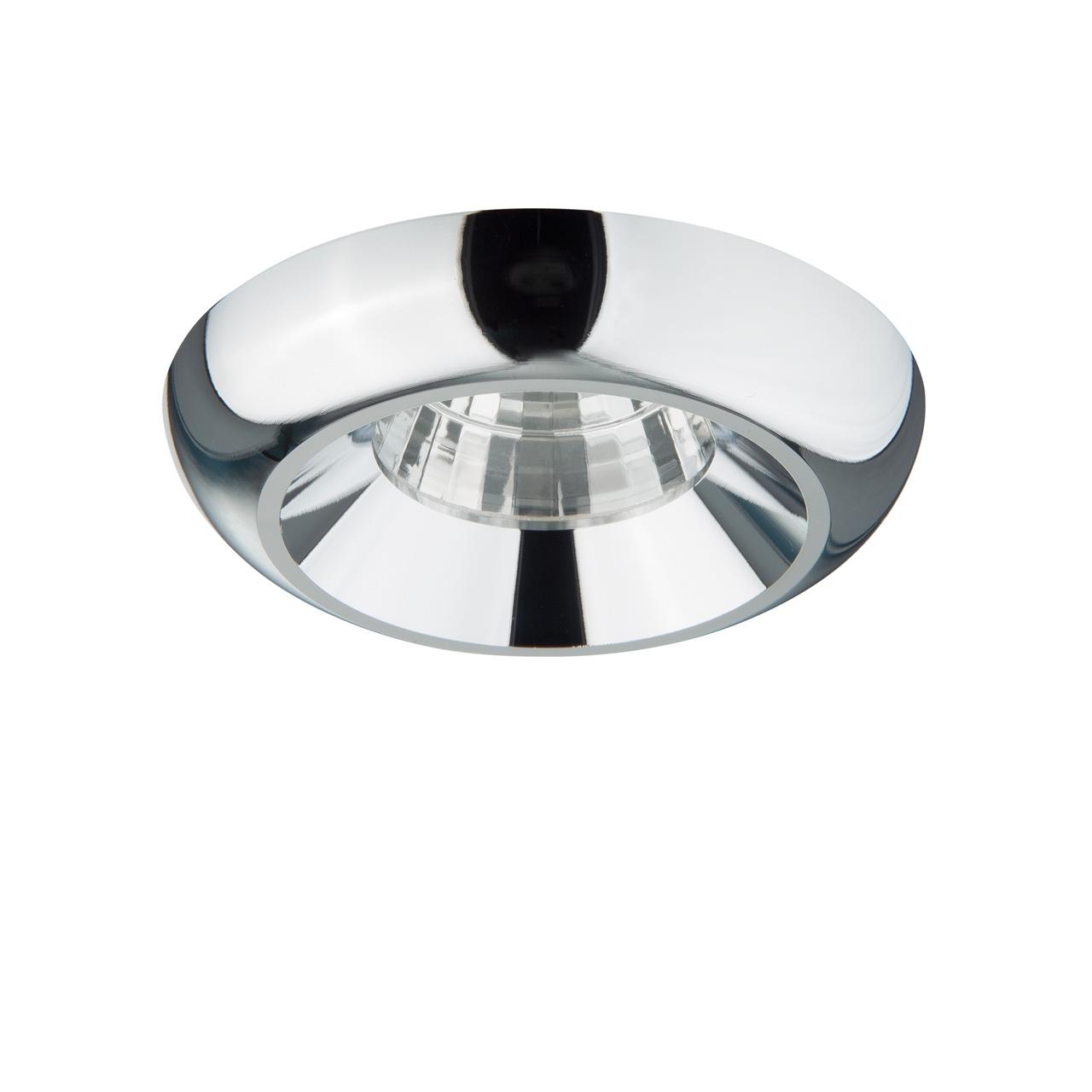 Встраиваемый светильник Lightstar, LED, 7 Вт встраиваемый светильник lightstar led 26 вт