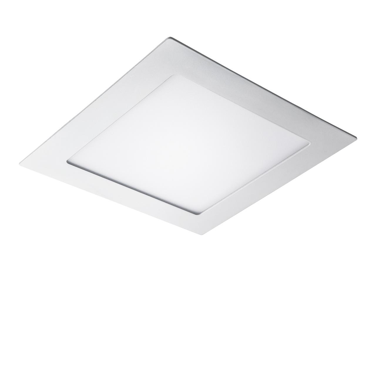 Встраиваемый светильник Lightstar, LED, 15 Вт встраиваемый светильник lightstar led 26 вт
