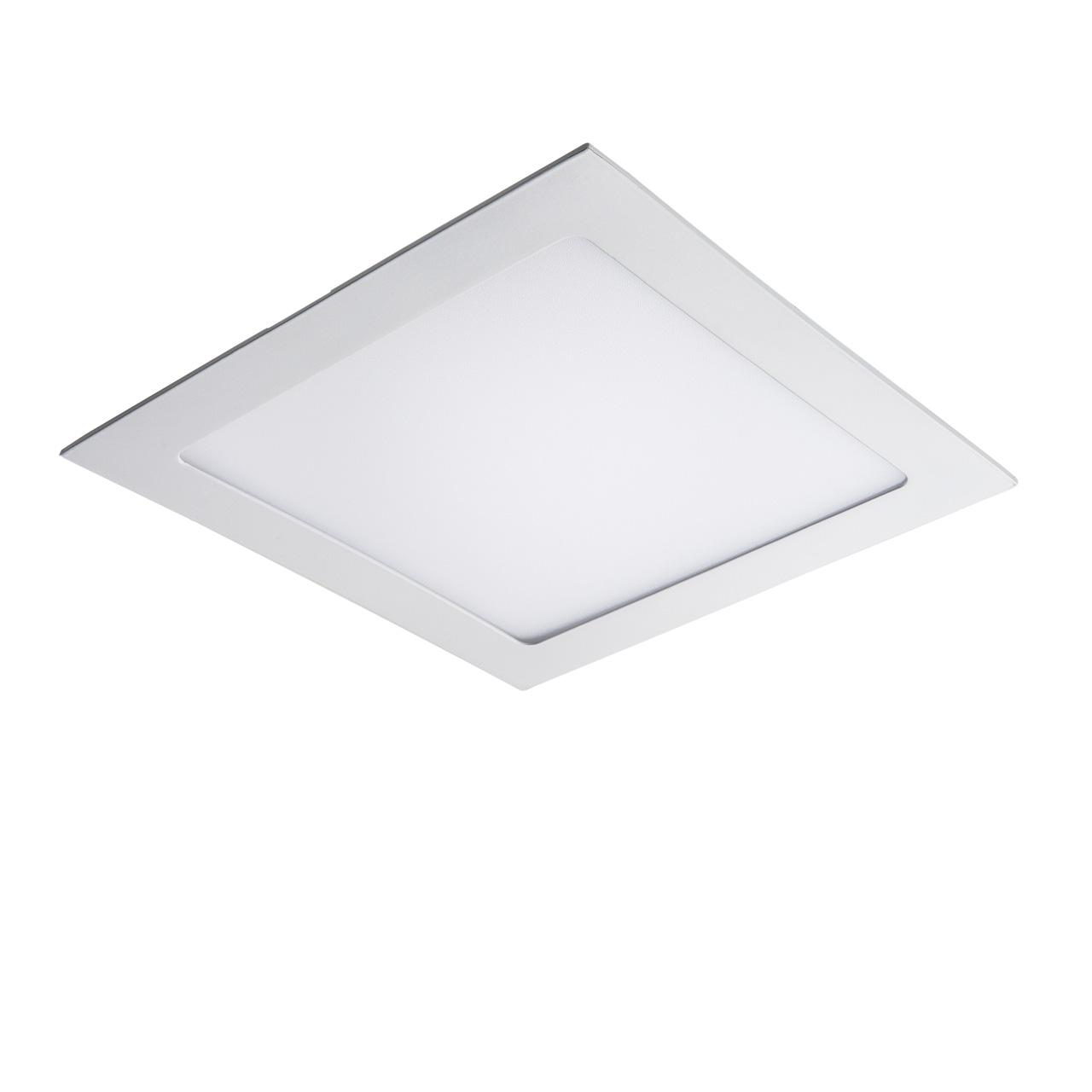 Встраиваемый светильник Lightstar, LED, 18 Вт встраиваемый светильник lightstar led 26 вт