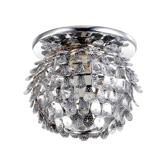 Встраиваемый светильник Novotech, G9, 40 Вт цена