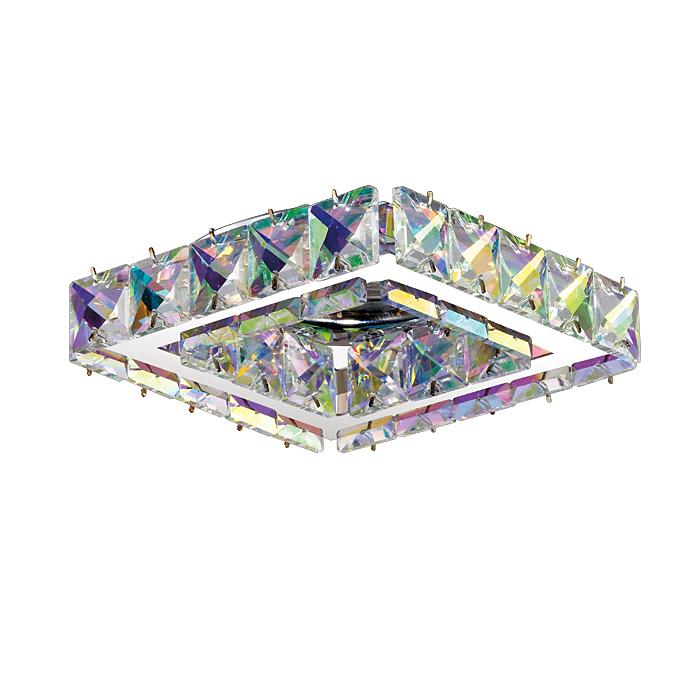 Встраиваемый светильник Novotech, GX5.3, 50 Вт цена