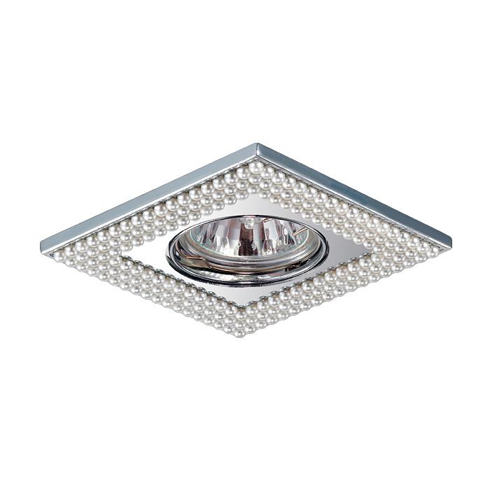 Встраиваемый светильник Novotech Pattern 096 370144 встраиваемый светильник novotech pattern 370323