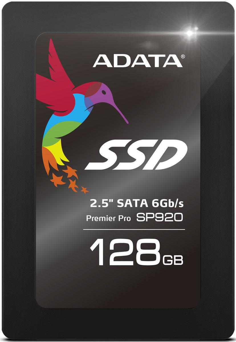 SSD диск ADATA Premier Pro SP920 128GB (ASP920SS3-128GM-C) цены