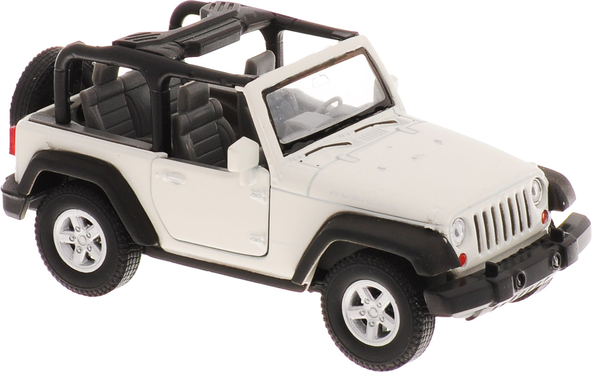 цена на Welly Модель автомобиля Jeep Wrangler Rubicon