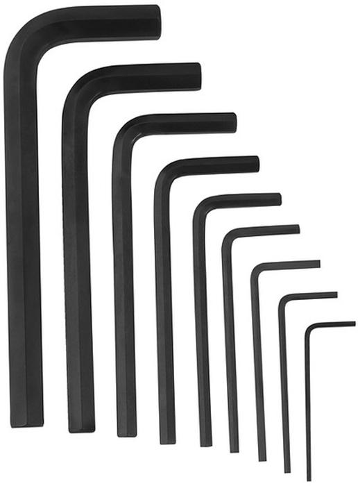 Набор шестигранных ключей Vira, 9 шт. 303147 набор ключей шестигранных vira 9 шт