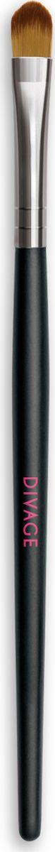 Divage Accessories - Кисть для теней с нейлоновым ворсом