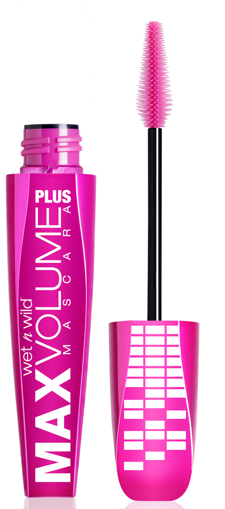 цена на Wet n Wild Тушь Для Ресниц Max Volume Plus Mascara E1501 amp`d black