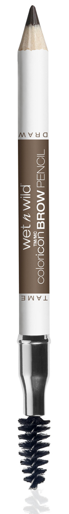 Wet n Wild Карандаш Для Бровей Color Icon Brow Pencil E6231 brunettes do it better