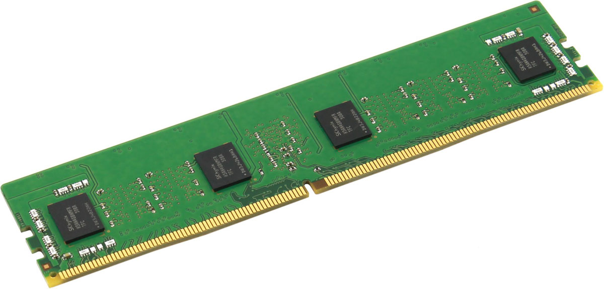 Kingston ValueRAM DDR4 4GB 2133МГц модуль оперативной памяти (KVR21R15S8/4)
