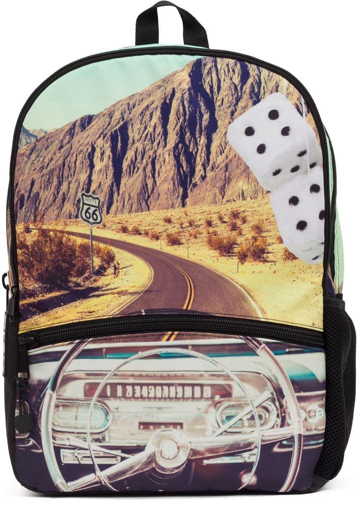 Рюкзак городской Mojo Pax Classic Crusin, 20 л mojo pax рюкзак dot hypno backpack