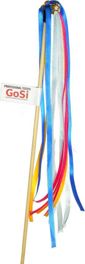 Игрушка-дразнилка для кошек GoSi Лента, длина 50 см игрушка дразнилка для кошек gosi лапка норки длина 50 см